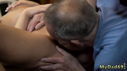 Old massage xxx Can you trust your gf leaving her alone with your father?