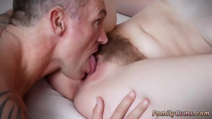 Family strokes daddy fucks step mom every time leaves A Taste Of The Holidays