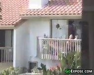 Mature Blonde Neighbor