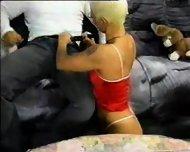 German Gangbang Porno - scene 1
