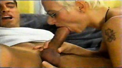 German Gangbang Porno - scene 2