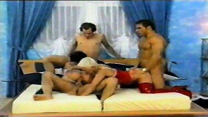 German Gangbang Porno - scene 6