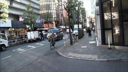 Red Light Districts of Shinjuku Japan