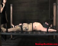 Mollie Rose Punished With Black Snake
