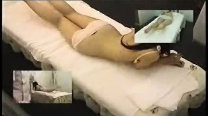 Asian gets a Massage - scene 1