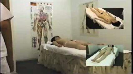 Asian gets a Massage - scene 3