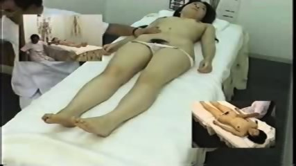 Asian gets a Massage - scene 5