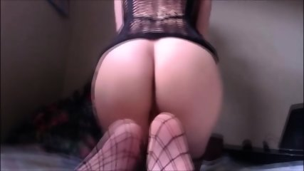 he want my dick in his sissy ass