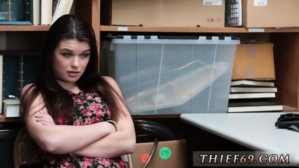 Teen tourist creampie and masturbation short videos Suspected thief was in denial from - scene 1