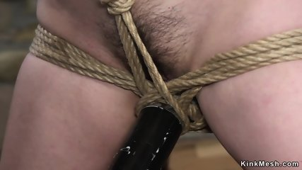 Student anal bdsm banged by landlord
