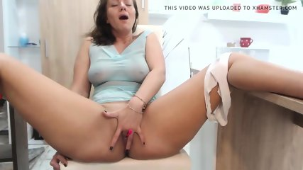 Sexy Homeowner MASTURBATING Is Required To Be Screwed Awful