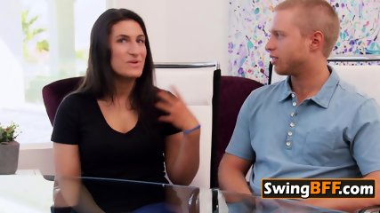 The Swing House is a house of fantasies. Swingers talk about theirs.