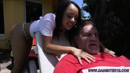 White lingerie cumshot Holly Hendrix Has Some Fun With Her Dad s crony