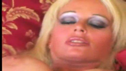 Bitch with big Melons masturbating - scene 2