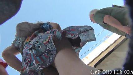 Public Upskirt Voyeur Hidden Cam
