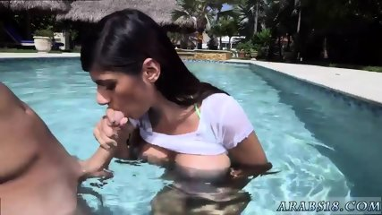 Arab anal My very first Creampie