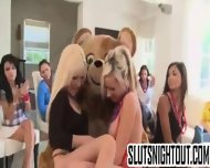 Big Tit Blonde Milf Sucks A Big Cock At Cfnm Party
