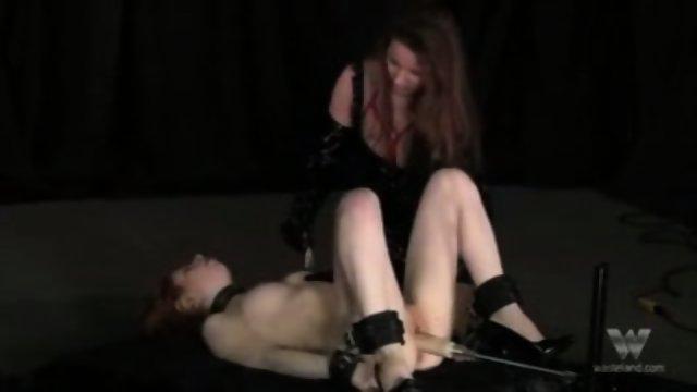 Lesbian Bondage 3