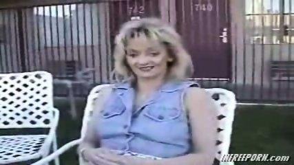 Blonde Mature Milf Porn - scene 1