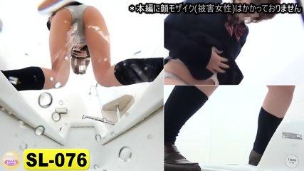 おしっこ 【JAPAN】peeing peeping toilet pii pis schoolgirl