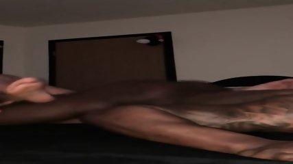 Ebony Double Pussy Penetration