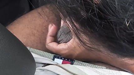 Sri Lankan girl make a boy cum after massaging his balls