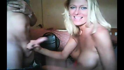 Busty Cock Sucker