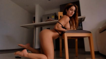 Hot Ass Latina Shows Her Fine Body On Live Cam