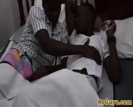Gay Tribal African Deep Throat Session