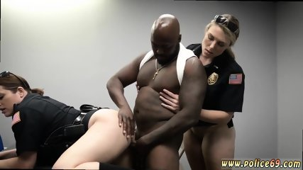 Locker room milf and german redhead solo Milf Cops