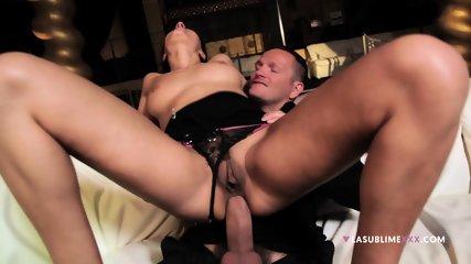 Erotic Champange And Anal Fuck