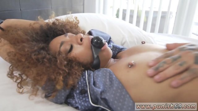 Teen rough young brutal amateur Birthday Bashing
