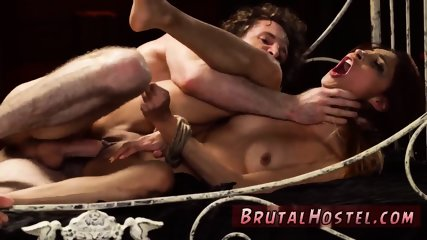 Brutal bdsm and anal homemade pain big tits first time Poor little Jade Jantzen, she just