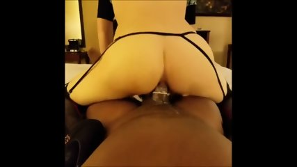 BBC handle Sissy Ass then Cums a Load on that Ass