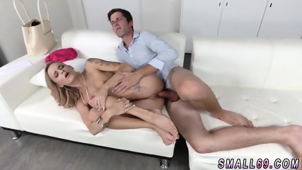 Teen girls share cock hd and old man compilation Tiniest In The Agency