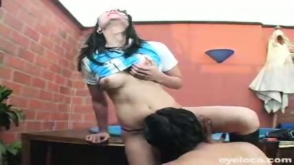 Marianna the Waitress gets served - scene 3