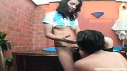 Marianna the Waitress gets served - scene 7