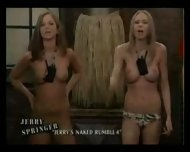 Jenny Springer special show - scene 8