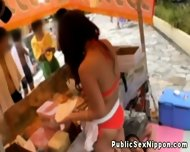 Publicsex Asian Babe Fingered Deeply - scene 4