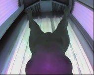 Solarium spycam - scene 3