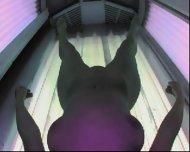 Solarium spycam - scene 4