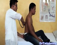 Asian Doctor Gives Brain To Patient