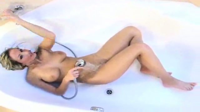Vanessa Cooper in the Bathtub
