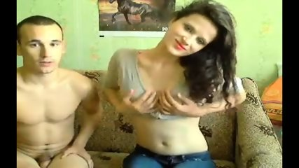 Naughty Couple On Cam