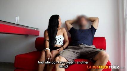 Venezuelan Amateur Gets Her Tight Ass Fucked Hard
