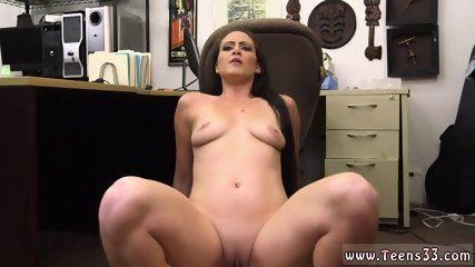 Big dick anal and brutal pussy fuck Whips,Handcuffs and a face full of cum.