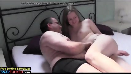 Shy & Innocent Amateur College Girl First Time in Porn