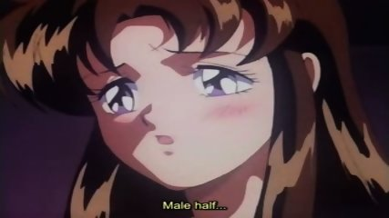 Anime androgynous