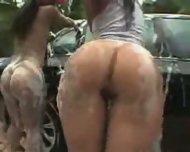 Booty Car Wash - scene 8