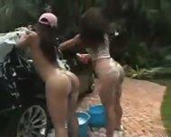 Booty Car Wash - scene 10